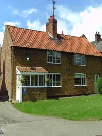 White Horse Holiday Cottage Sherwood Forest
