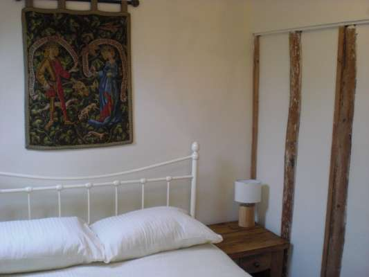 Sherwood forest Holiday Cottage Bedroom