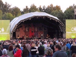 Sherwood Forest Cottages: LIve Music at Sherwood Pines